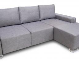 Угловой диван Торонто 2 с оттоманкой, Bis-M