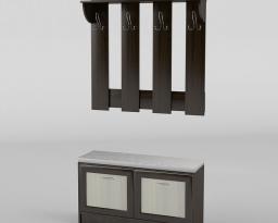 Прихожая-04, Тиса-мебель