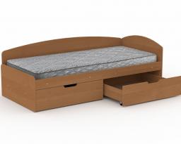 Кровать 90+2С, Компанит