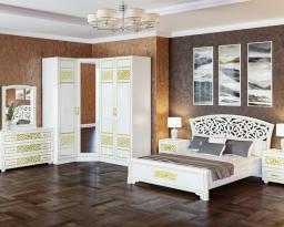 Спальня Полина новая, Світ меблів