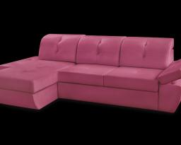 Угловой диван Оскар с оттоманкой, Nota