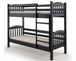 Двухъярусная кровать Бай Бай, без ящиков, Mebigrand