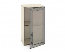 Навесной шкаф Оптима ВВ01-300 с витриной, Эверест