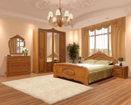 Спальня Катрин, Світ Меблів