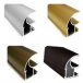 Изменение цвета алюминиевого профиля с серебра на золото,бронзу или венге (Цена за 1 фасад)