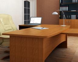 Стол офисный для руководителя Орион, Lion