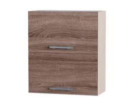 Навесной шкаф Палермо ВВГ14-600 1в+1гл, Барселона