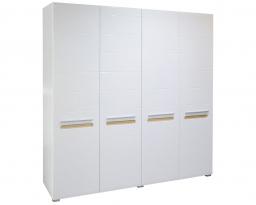 Шкаф 4Д Бьянко, Світ меблів