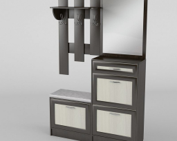Прихожая-06, Тиса-мебель