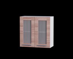 Навесной шкаф Эко 600 верх витрина, Эверест