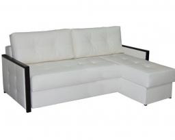 Угловой диван Ника с оттоманкой, Bis-M