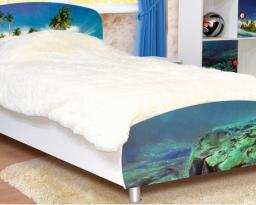 Кровать Мульти, Дельфины, Світ меблів