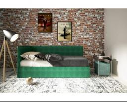 Кровать угловая Оушен, Lion
