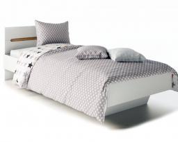 Кровать односпальная Бьянко, Світ меблів