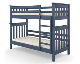 Двухъярусная кровать Скандинавия Мини, Mebigrand