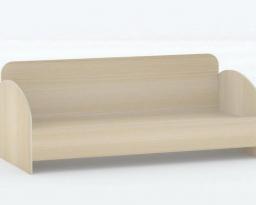 Кровать КР-3 Престиж, Тиса-мебель