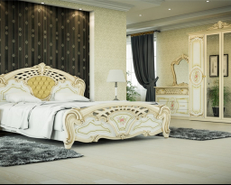 Спальня Кармен Новая люкс, Світ меблів