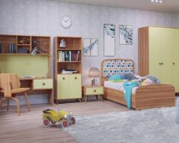 Детская система Колибри, Світ Меблів