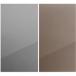 Изменение цвета зеркала на графит или бронзу (цена за 1 фасад)