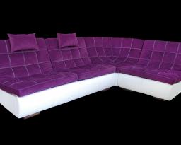 Угловой диван Орландо с 2мя подушками, Nota