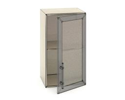 Навесной шкаф Оптима ВВ01-400 с витриной, Эверест