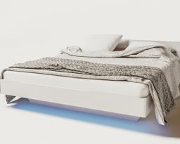 Кровать двуспальная Бьянко, Світ меблів