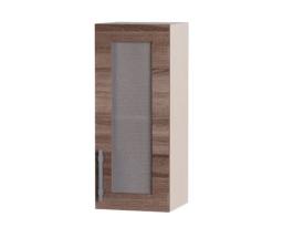 Навесной шкаф Палермо ВВ01-300 1 витрина, Эверест