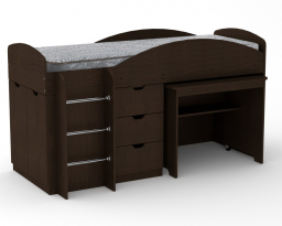 Кровать Универсал, Компанит