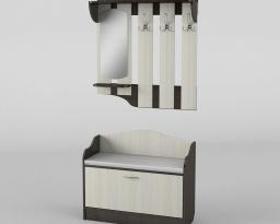Прихожая-01, Тиса-мебель