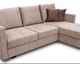 Угловой диван Техас с оттоманкой, Bis-M