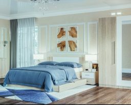 Спальня Лилея Новая, Світ Меблів