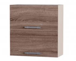 Навесной шкаф Палермо ВВ14-800 2 витрины, Эверест