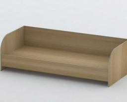 Кровать КР-6 Престиж, Тиса-мебель
