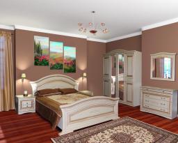 Спальня Николь, Світ меблів