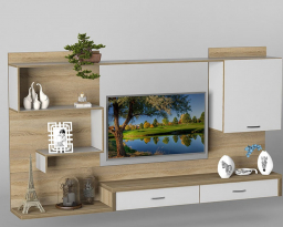 Гостиная-210, Тиса-мебель