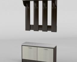Прихожая-03, Тиса-мебель