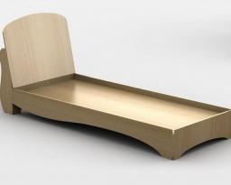Кровать КР-4 Престиж, Тиса-мебель
