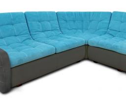 Угловой диван Орландо Мини с подлокотниками, Nota