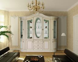 Гостиная Цезарь-3, Світ меблів